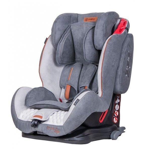 Автокресло COLETTO Sportivo ISOFIX 9-36 grey
