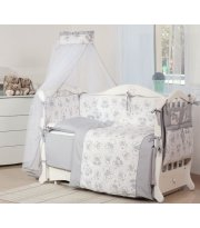 Детская постель Twins Dolce Bears D-005