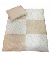 Набор в коляску Twins /одеяло и подушка/