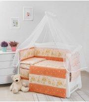 Детская постель Twins Comfort New Игрушки 7 эл