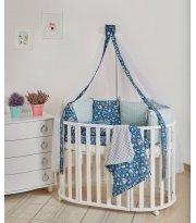 Детская постель Twins Dolce Лесные жители 8 эл D-014