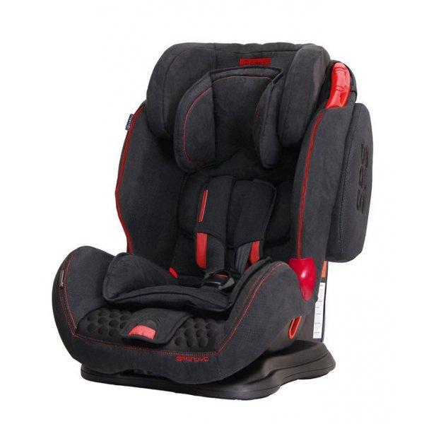 Автокресло COLETTO Sportivo 9-36 black new