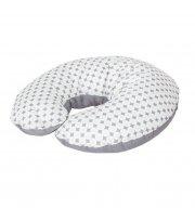 Подушка для беременных Cebababy Physio Mini джерси Diamond & circles