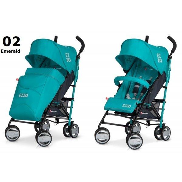 Коляска трость Euro-Cart EZZO emerald