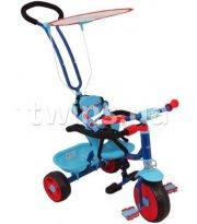 Велосипед Alexis SW-J-23 SW-J-23 blue, blue, голубой