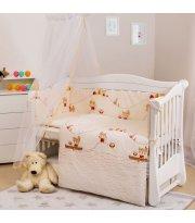 Детская постель Twins Eco Line Indian summer 6 эл