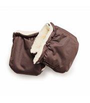 Перчатки Twins Voyage 80-191-TVEX-07, chocolate, коричневий