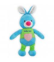Плюшевая подвеска музыкальная Baby Mix TE-9937-20 Кролик TE-9937-20, mix, мультиколир