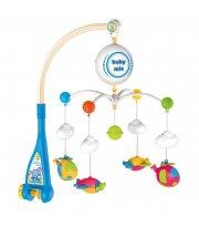 Музыкальный мобиль Baby Mix HS 1667M Вертолеты