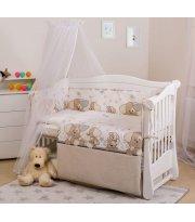 Детская постель Twins Eco Line Cute Dog 6 эл
