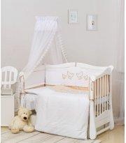 Детская постель Twins Romantic 8 эл R-005