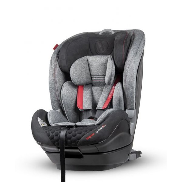 Автокресло Coletto Impero Isofix grey