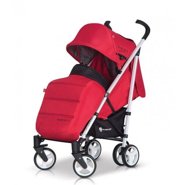 Коляска Euro-Cart MORI scarlet