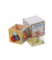 Деревянный сортер Baby Mix HJ-D931063 HJ-D931063, multicolor, мультиколир