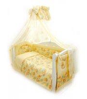 Детская постель Twins Comfort Пушистые мишки С-014
