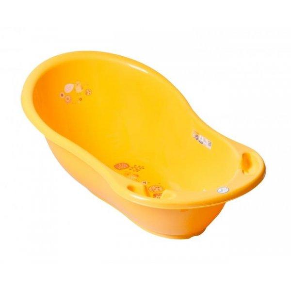 Ванночка FOLK FL-004 с градусником 86 см yellow