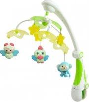 Мобиль Baby Mix пластиковый с проектором RC-822-206 green, зеленый