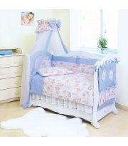 Детская постель Twins Standart Пушистые мишки С-015