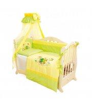 Детская постель Twins Evolution Лягушата 4 эл