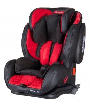 Автокресло COLETTO Sportivo ONLY ISOFIX 9-36 red