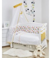 Детская постель Twins 3D Funny Stars 8 эл S-003