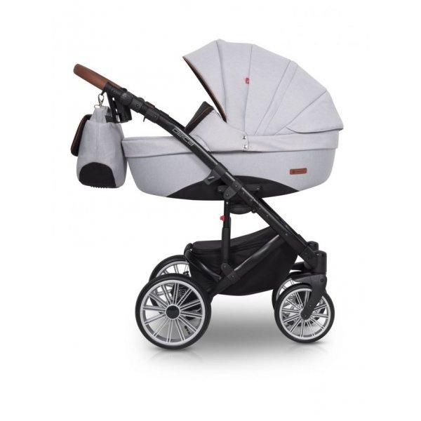 Коляска Euro-Cart Delta grey fox