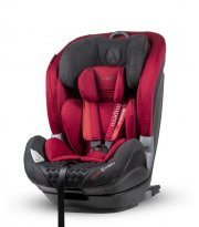 Автокресло Coletto Impero Isofix red