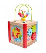 Деревянный сортер Baby Mix TP-52712 TP-52712, multicolor, мультиколир