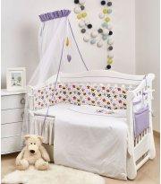 Детская постель Twins 3D Funny Stars 9 эл S-004