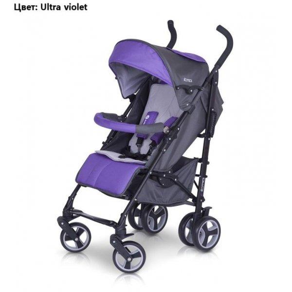 Коляска трость Euro-Cart RITMO ultra violet