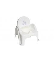 Горшок кресло Tega KR-012 Кролик без музыки KR-012-103, white, белый