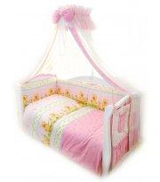 Детская постель Twins Standart Утята с шариками С-026