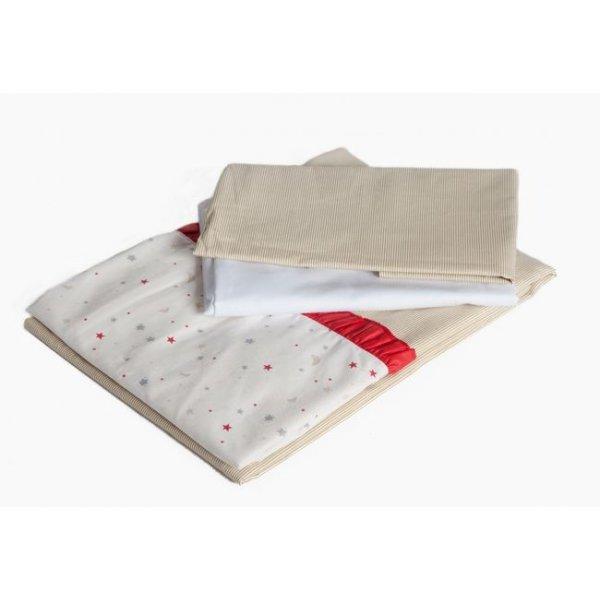 Сменная постель Twins Premium P-021 Starlet беж