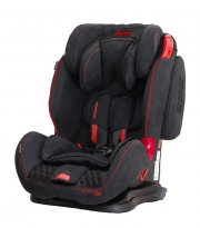 Автокресло COLETTO Sportivo ISOFIX 9-36 black NEW