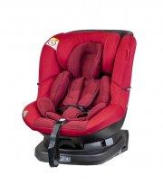 Автокресло Coletto Millo Isofix 0-18 red