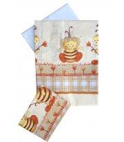 Сменная постель Twins Comfort С-031 Пчелки