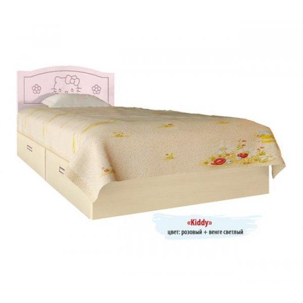 Детская кровать Вальтер Kiddy 2 ящика