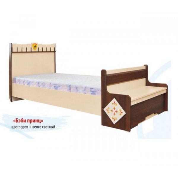 Детская кровать Вальтер Беби принц