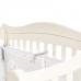Кроватка Верес Соня ЛД18 (цвет: слоновая кость) ЕС (новый функционал)