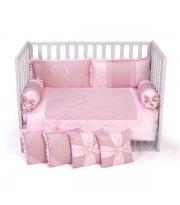 Постельный комплект Veres Angel wings pink (6 ед.)