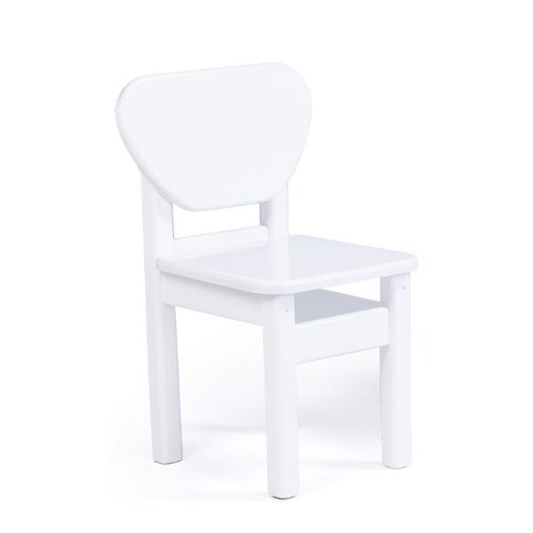Детский стульчик Верес белый