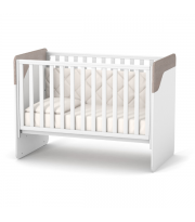 Кроватка Верес Сидней (цвет: капучино-белый)