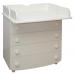 Комод-пеленатор Верес 900 ДСП (цвет: белый)
