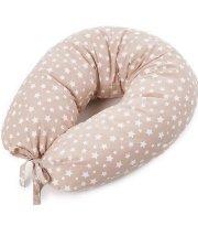 Подушка для кормления Верес Smiling animals beige (165*70)