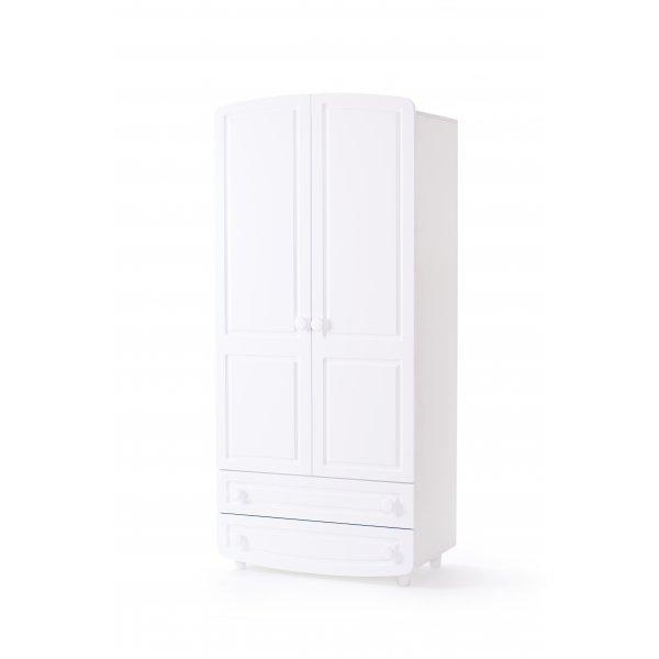 Шкаф Верес №1 филёнка (цвет: белый)