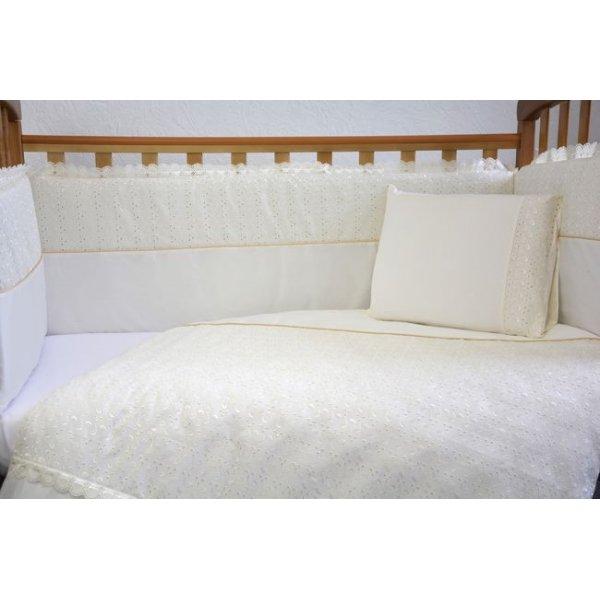 Сменная постель Veres Cream Ivy 3 ед. арт. 153.1.01