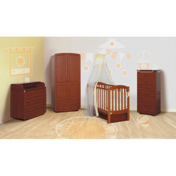 Детская комната Верес ЛД 10 маятник ольха филёнка