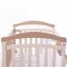 Кроватка Верес Соня ЛД6 (цвет: капучино) ЕС (новый функционал)