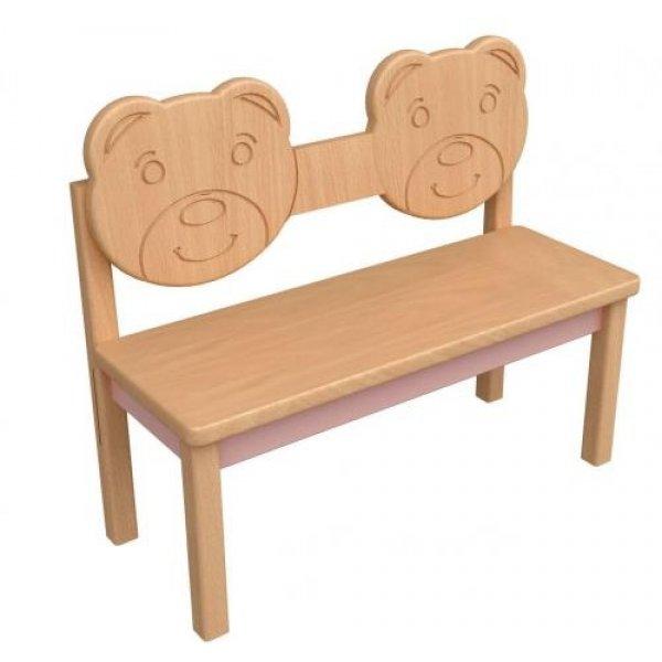 Детский стульчик Верес Твини, цвет розовый