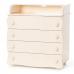 Комод-пеленатор Верес 16 (цвет: слоновая кость)
